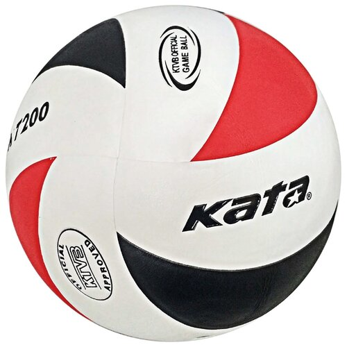 Волейбольный мяч Kata C33286 волейбольный мяч kata 4500 белый зеленый красный