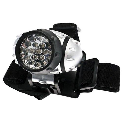 Налобный фонарь КОСМОС H19-LED серебристый
