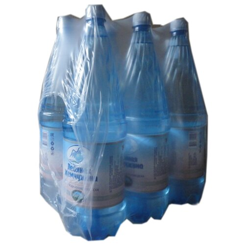 цена на Вода питьевая Ледяная жемчужина негазированная ПЭТ, 6 шт. по 1.8 л