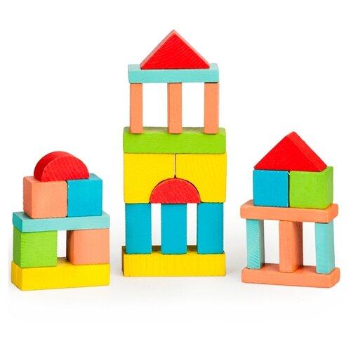 Купить Кубики Томик Краски дня Утро 6674-13, Детские кубики