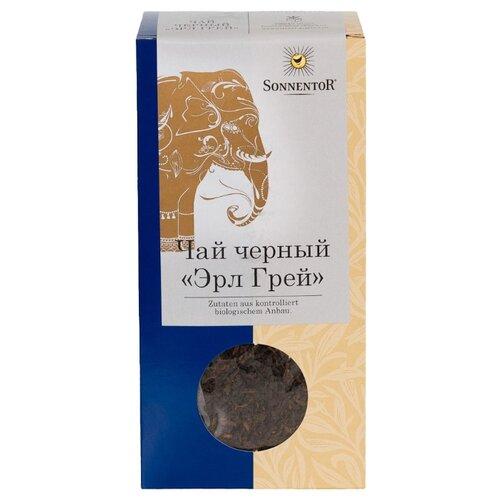 Чай черный Sonnentor Эрл Грей, 90 г чай черный sonnentor с чабрецом 90 г