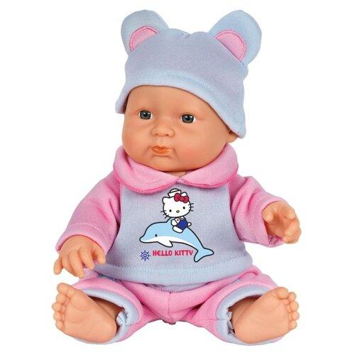 Интерактивная кукла Карапуз Hello Kitty, 24 см, 30207- HELLO KITTY