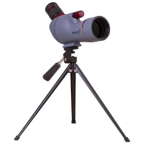 Зрительная труба LEVENHUK Blaze PLUS 50 серый зрительная труба veber эврика 12x60 серый оранжевый
