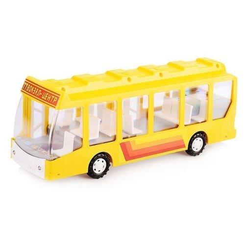 Автобус ОмЗЭТ Автобус-Э желтый