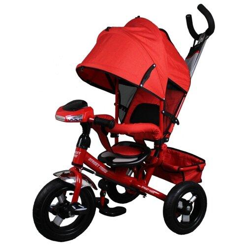 Купить Трехколесный велосипед Street trike A22-1D, красный, Трехколесные велосипеды