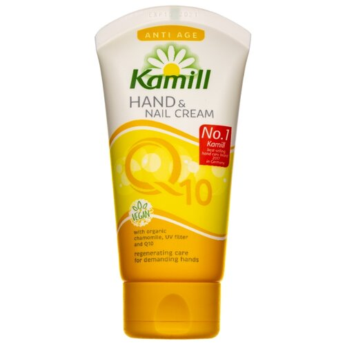 Купить Крем для рук и ногтей Kamill Anti age Q10 Vegan 75 мл