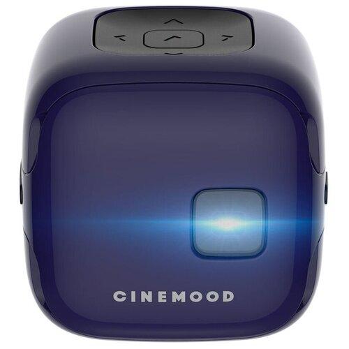 Фото - Карманный проектор CINEMOOD Кинокубик ivi карманный проектор vivibright l1 жёлтый белый