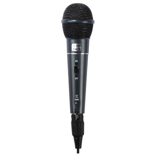 Купить Микрофон Vivanco DM20 темно-серый