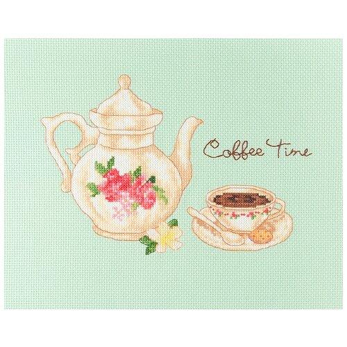 Купить Набор для вышивания Перерыв на кофе XIU Crafts 2801401, Наборы для вышивания