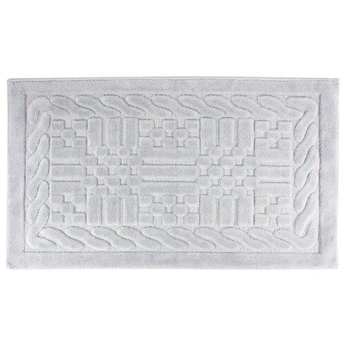 цена на Коврик Arya Berceste F0090885, 70х120 см серый