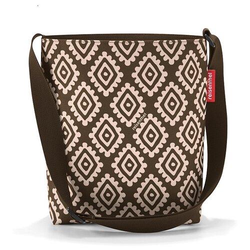 Сумка планшет reisenthel Shoulderbag S diamonds HY6039, текстиль планшет