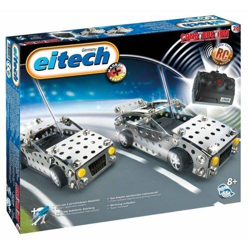 Купить Электромеханический конструктор Eitech Classic C26 Купе RC, Конструкторы