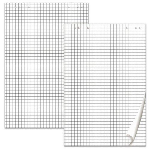 Бумага для флипчарта BRAUBERG 124097 белый