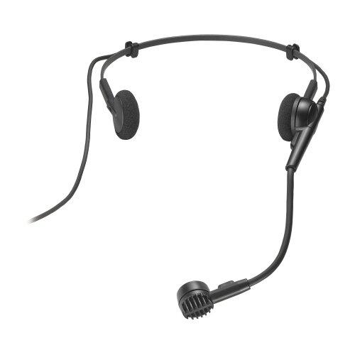 Микрофон Audio-Technica PRO 8HEx, черный