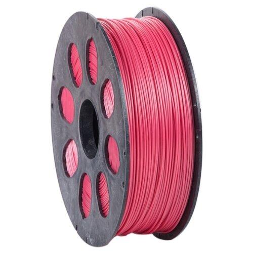 ABS пруток НИТ 1.75 мм розовый 1 кг