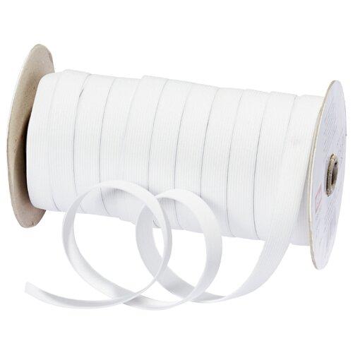Prym Эластичная лента мягкая (955353), белый 1.5 см х 50 м prym эластичная лента мягкая 955351 белый 1 5 см х 10 м