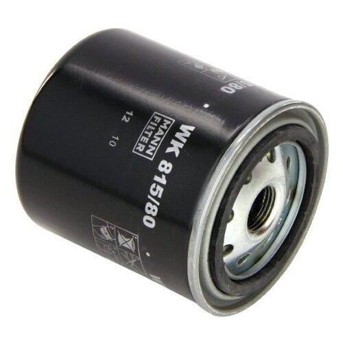 Топливный фильтр MANNFILTER WK 815/80