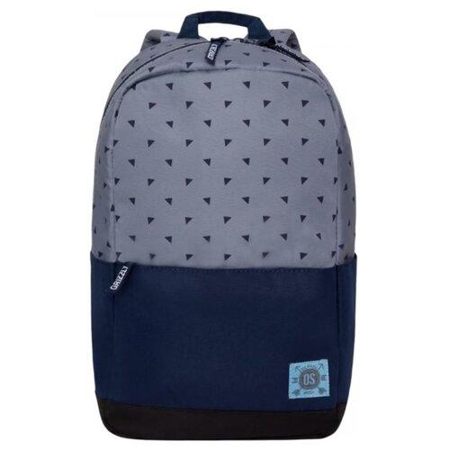 Рюкзак Grizzly RQ-921-5/3 23 (синий/серый) grizzly rq 007 8 рюкзак 2 синий