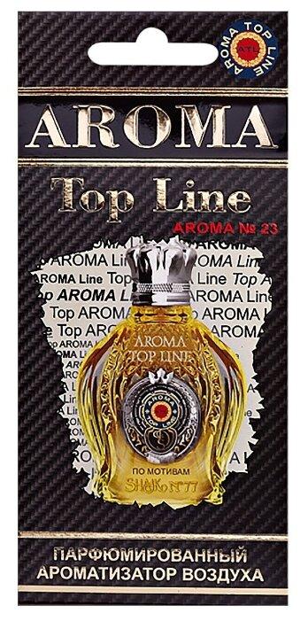 AROMA TOP LINE Ароматизатор для автомобиля Aroma 23 Shaikh 77 14 г