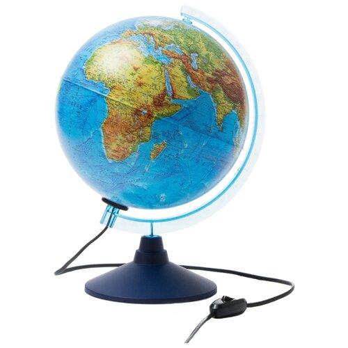 Глобус физико-политический Globen 250 мм (INT12500284) синий