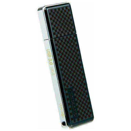Фото - Флешка Transcend JetFlash 780 16 GB, черный флешка usb transcend jetflash 780 32гб usb3 0 черный и серый [ts32gjf780]