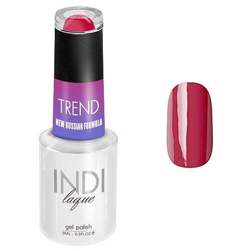 Купить Гель-лак для ногтей Runail Professional INDI Trend классические оттенки, 9 мл, 5129