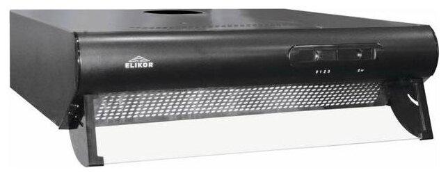 Кухонная вытяжка ELIKOR Davoline 60П-290-П3Л черный