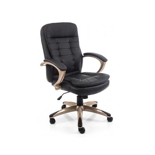 Фото - Компьютерное кресло Woodville Palamos офисное, обивка: искусственная кожа, цвет: черный компьютерное кресло woodville rich офисное обивка искусственная кожа цвет коричневый