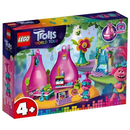 Купить Конструктор LEGO Trolls World Tour 41251 Домик-бутон Розочки, Конструкторы