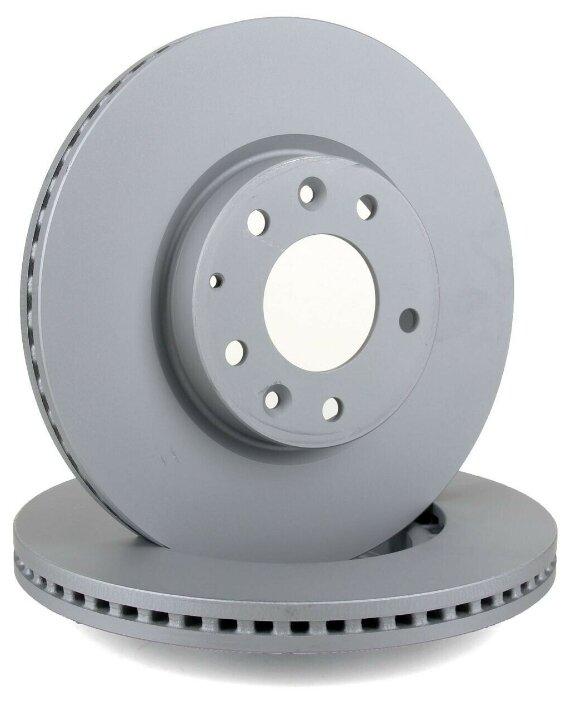 Тормозной диск передний NIPPARTS N3303087 299x25 для Mazda 6
