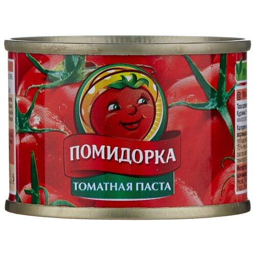 Помидорка Томатная паста, жестяная банка 70 г кубань продукт паста томатная 70 г