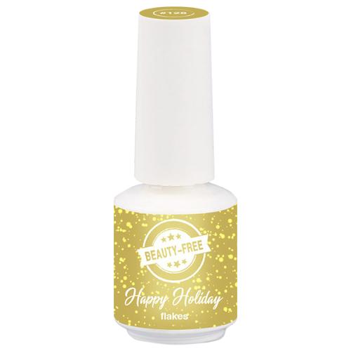Купить Гель-лак для ногтей Beauty-Free Happy Holiday, 8 мл, Сусальное золото