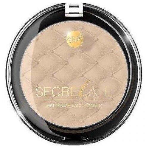 Bell Secretale пудра компактная матирующая фиксирующая Mat Touch Face Powder тон 04