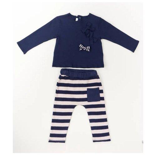 Купить Комплект одежды Sarabanda размер 68, синий, Комплекты