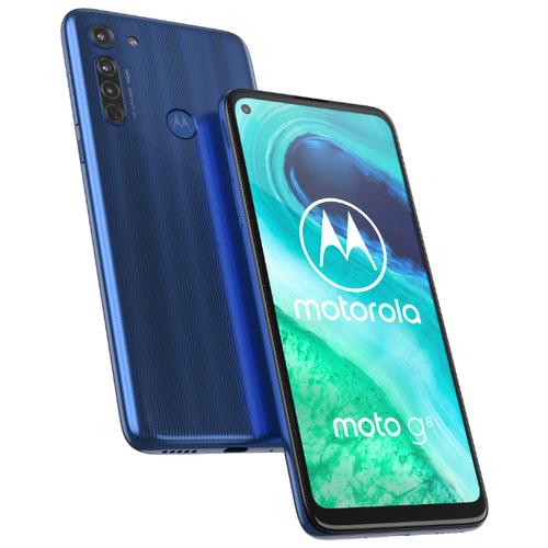 Смартфон Motorola Moto G8 4/64GB синий смартфон