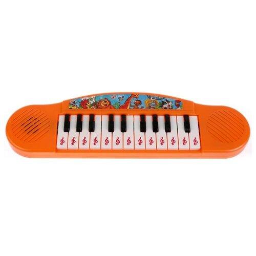 Умка пианино B1371790-R10 оранжевый пианино умка