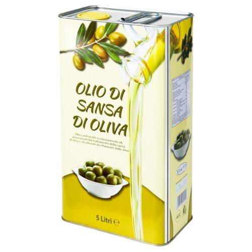 Vesuvio Масло оливковое Olio Di Sansa Di Oliva 5 л