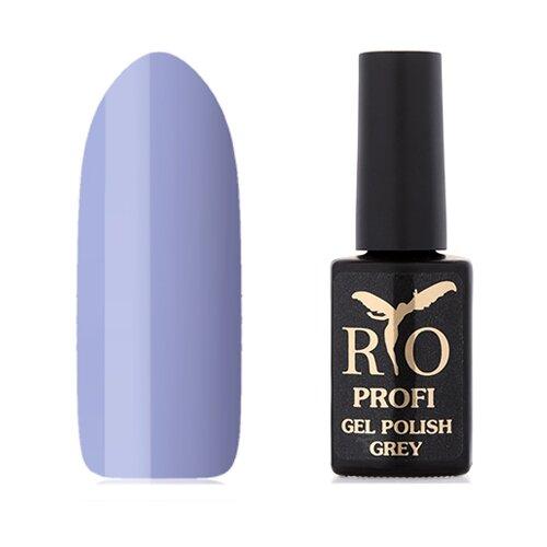 Купить Гель-лак для ногтей Rio Profi Grey, 3.5 мл, 7 Незабываемый Петергоф