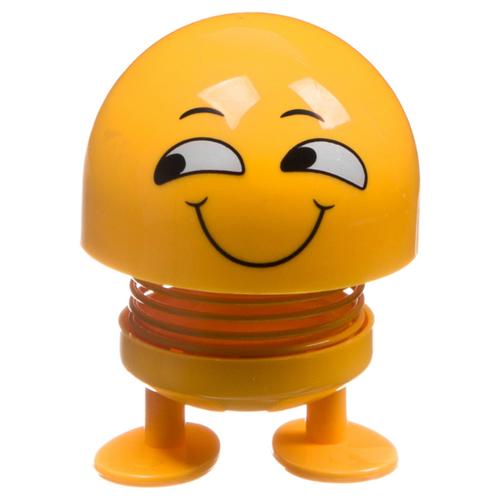 Купить Фигурка BONDIBON Чудики. Танцующий на пружинке Эмодзи-хитрая улыбка ВВ4132, Игровые наборы и фигурки
