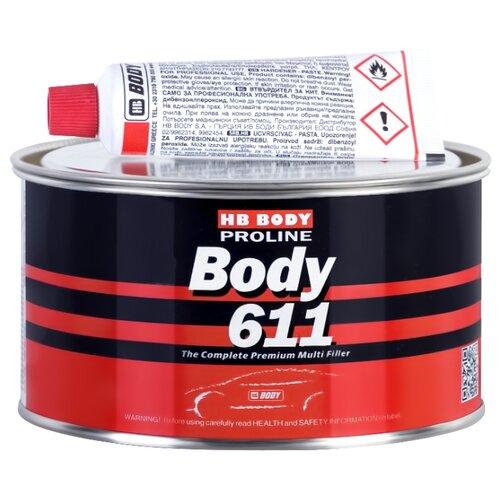 Шпатлевка HB BODY Proline 611 0.9 кг