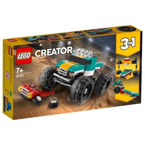 Фото - Конструктор LEGO Creator 31101 Монстр-трак конструктор creator lego lego mp002xb0085w