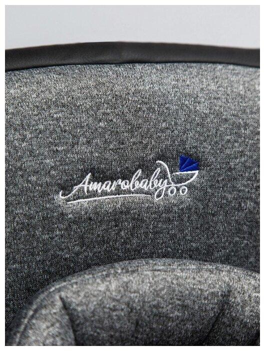 Автокресло группа 0/1/2/3 (до 36 кг) Amarobaby ST-3