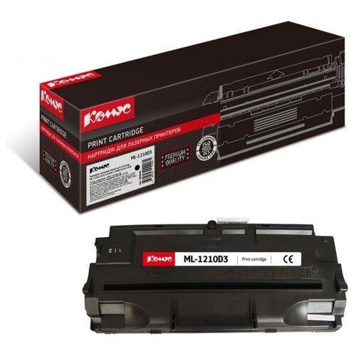 Фото - Картридж лазерный Комус ML-1210D3 черный, для Samsung ML-1210/1010 картридж для samsung ml 3050 3051nd ml d3050b 8k uniton premium