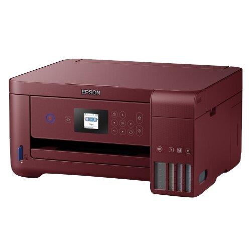 МФУ Epson L4167, красный