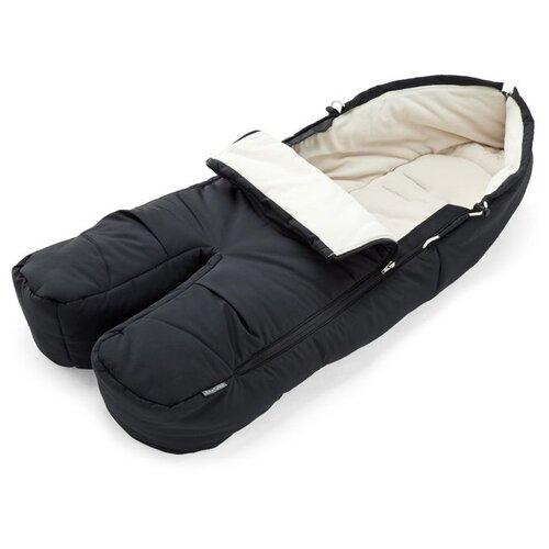 Купить Stokke Муфта для ног Footmuff черный, Аксессуары для колясок и автокресел