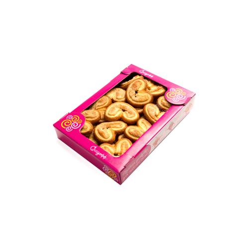 Печенье Сладофф Донская Пальмира слоеное с сахаром, 2.3 кг печенье слоеное 550г мон шарме