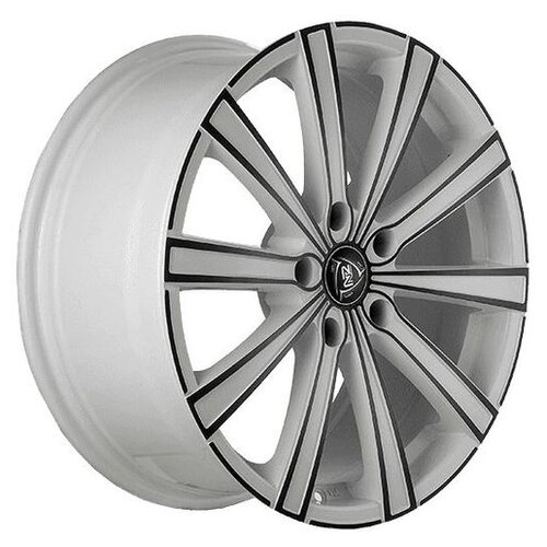 Фото - Колесный диск NZ Wheels F-55 8x18/5x112 D66.6 ET39 WF колесный диск nz wheels sh661 8x18 5x112 d66 6 et39 bkf