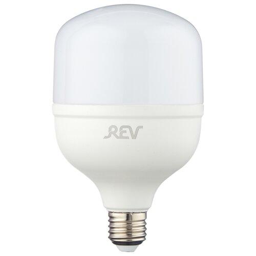 Фото - Лампа светодиодная REV 32418 8, E27, T120, 40Вт лампа светодиодная led e27 8 5вт 220v 2700к rev