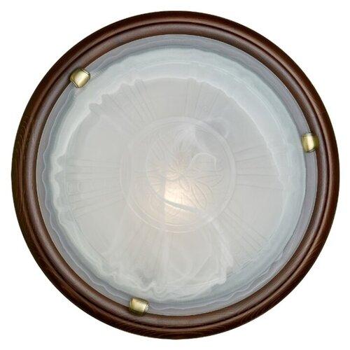 Светильник без ЭПРА Сонекс Lufe Wood 236, D: 46 см, E27