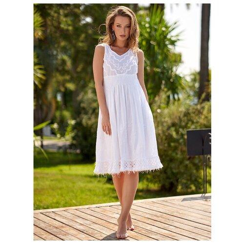 Пляжное платье MIA-AMORE Argentina размер XS белый